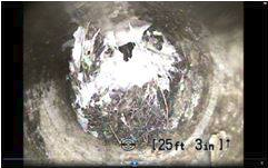 Drain Maintenance Services Calgary - Before