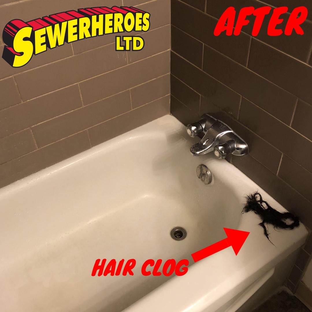 Unclog A Shower Drain